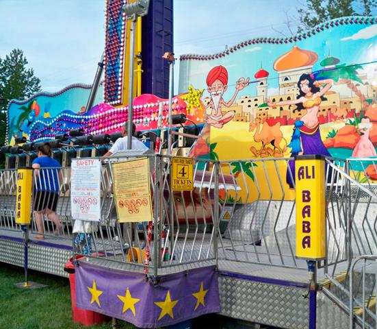 Cherry Festival Car Show - Emmett Cherry Festival