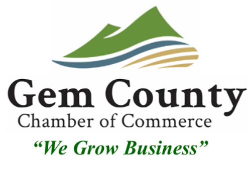 Gem County Chamber of Commerce Logo